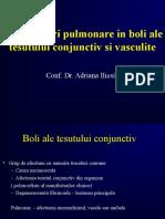 tratamentul pulmonar de țesut conjunctiv