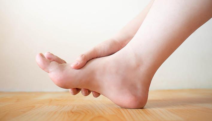 tratamentul artrozei acute a piciorului