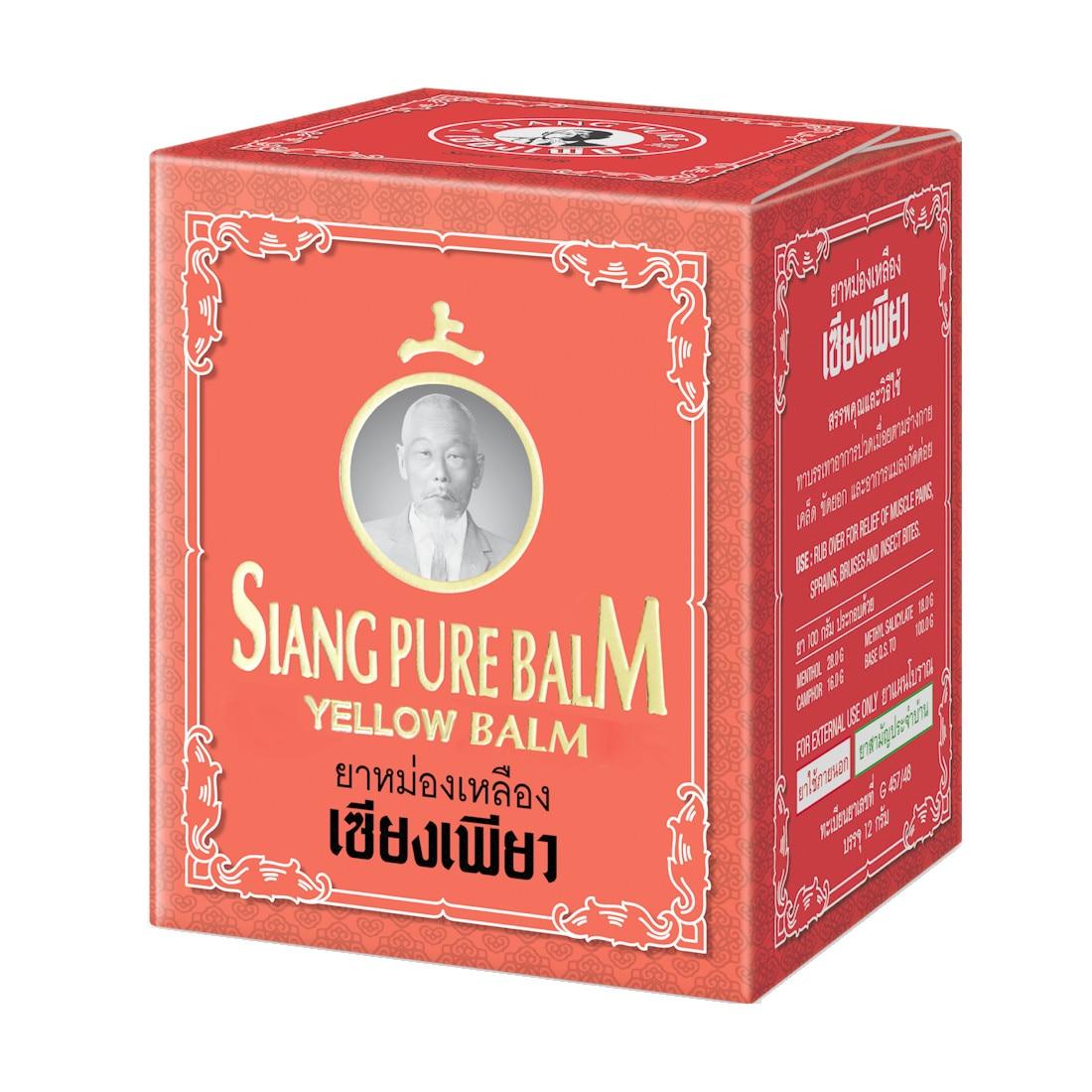 balsam de durere articulară din Thailanda