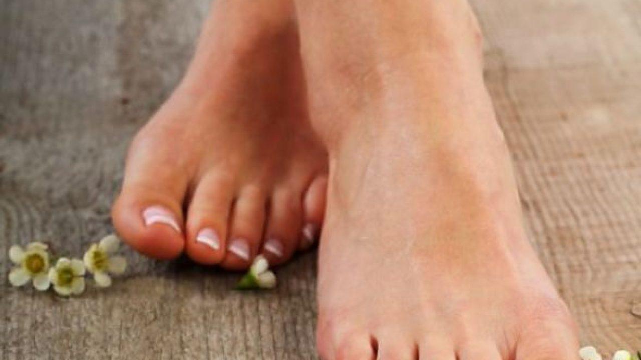 tratamentul piciorului de gâscă