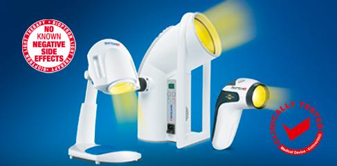 Terapie cu lumină împotriva durerilor reumatice | baremi.ro