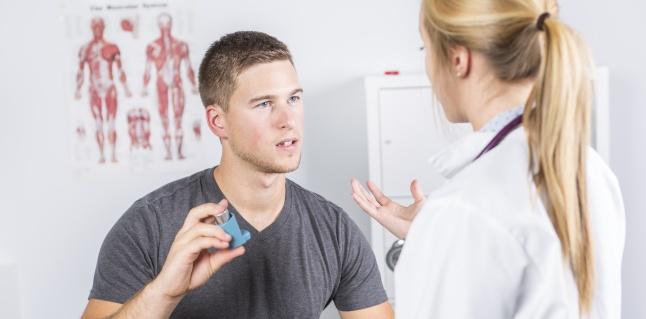 tratament articular pentru astmul bronșic