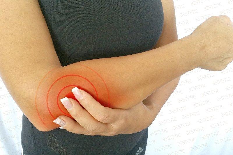 durere în articulația cotului și braț