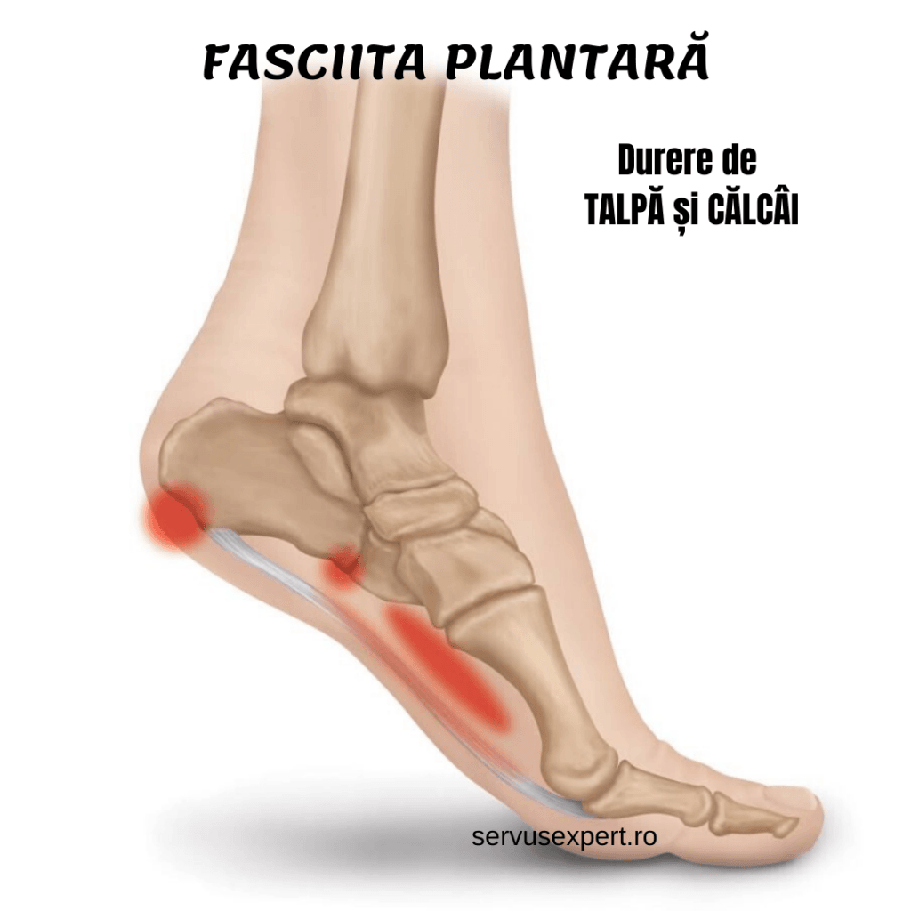 articulația piciorului stâng doare