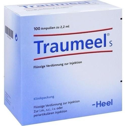 traumeel pentru dureri articulare