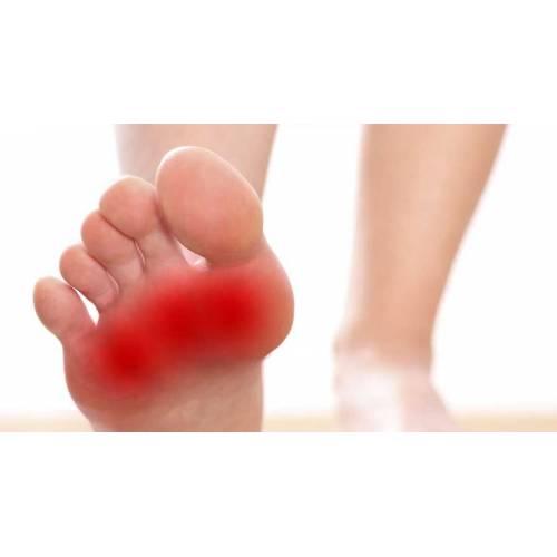 inflamația articulațiilor piciorului stâng