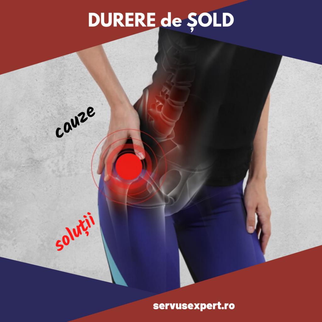 tratament artroza de sold