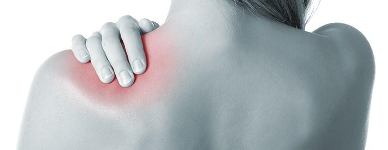 Durere și se zdrobește articulația umărului drept