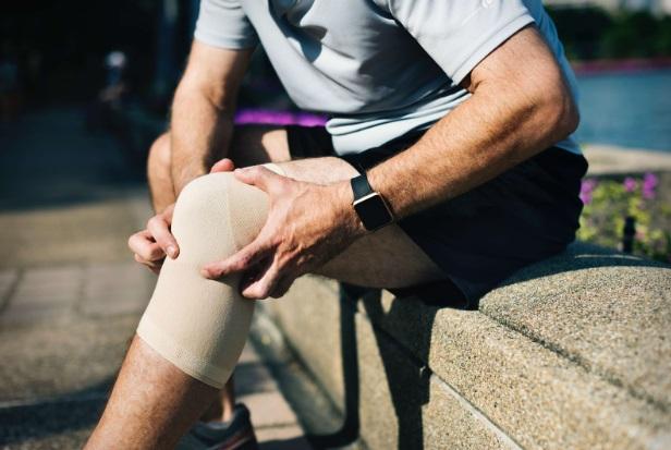 ce bandaj este folosit pentru afectarea articulației genunchiului