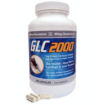 prețul compoziției complexului de glucosamină condroitină
