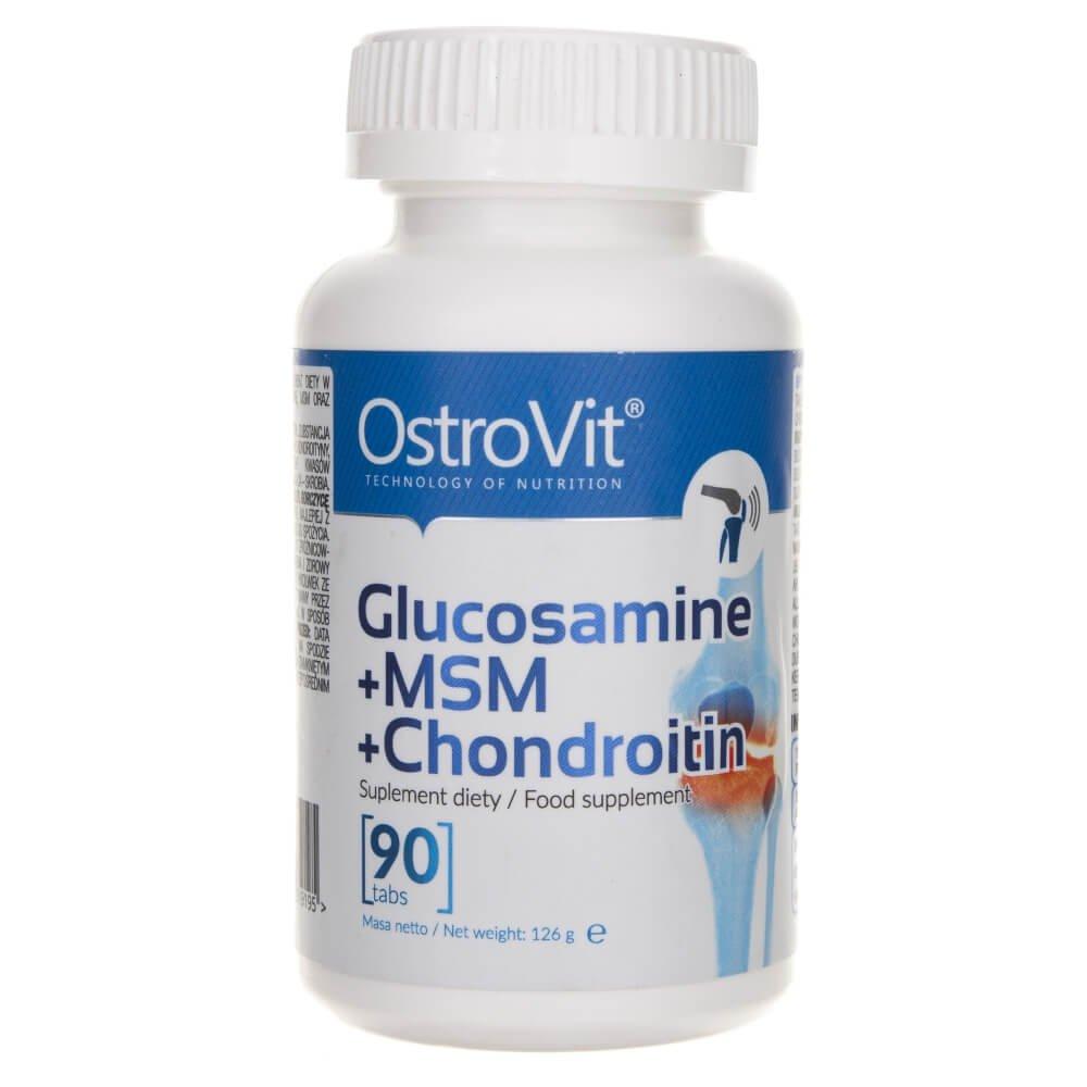 compoziție glucozamină și condroitină