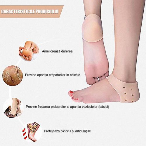 articulațiile picioarelor și călcâielor