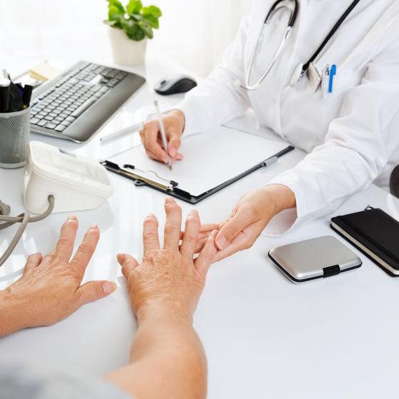 tratament de examinare a artrozei