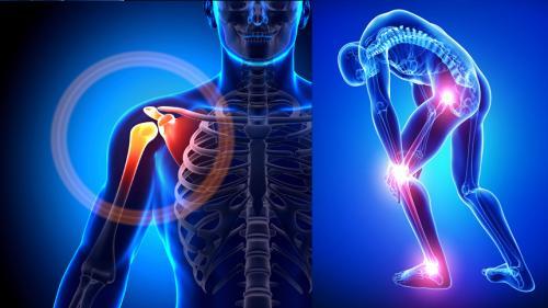 blocarea genunchiului după accidentare