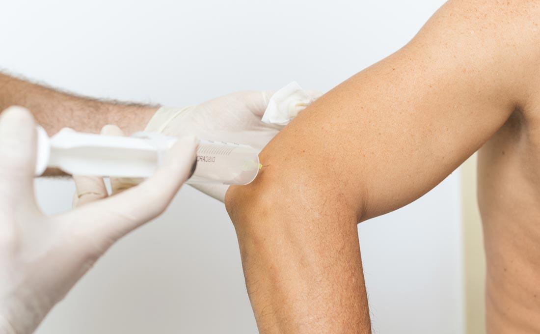 tratamentul articulației hemlock atenuând dureri dureroase în articulația umărului