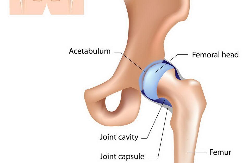 durere atunci când mergeți în articulația șoldului stâng