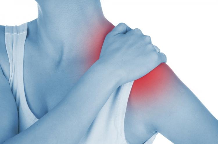 acumularea de lichid în tratamentul articulațiilor umărului