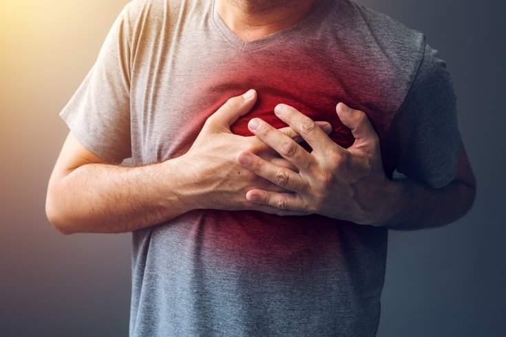 dureri toracice și articulare