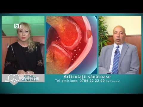 Pastile pentru gută în articulația genunchiului Bolile articulare telecast