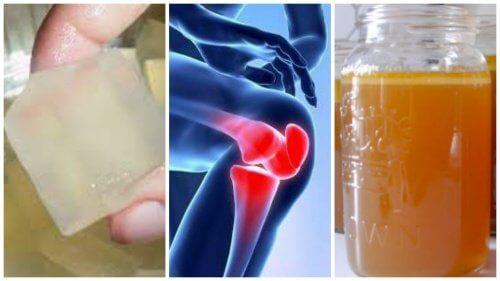 durere articulară gelatină dureri recenzii