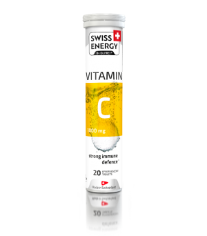 Joint Care, SWISS ENERGY, 20 Tablete Efervescente Cu Glucozamina + Condroitina