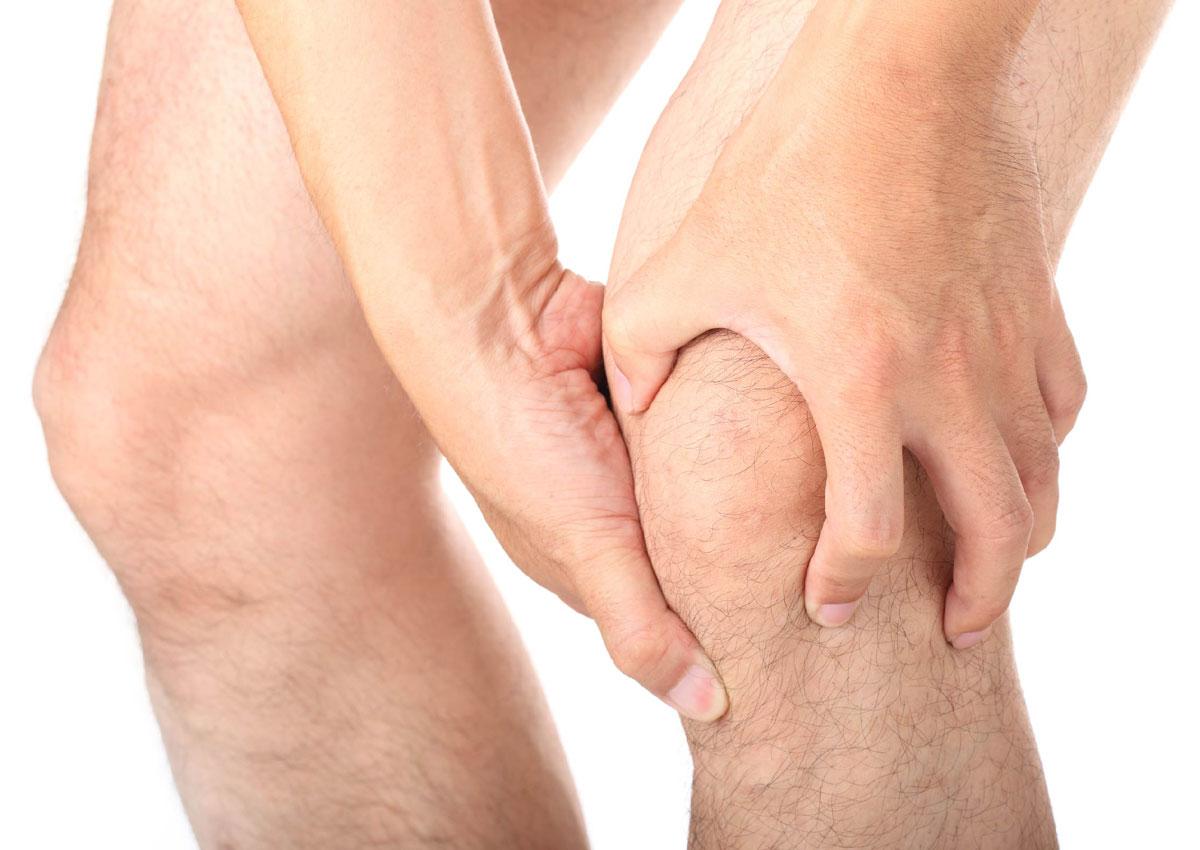 primul ajutor pentru leziunile oaselor și articulațiilor edem la genunchi, fără cauze de durere