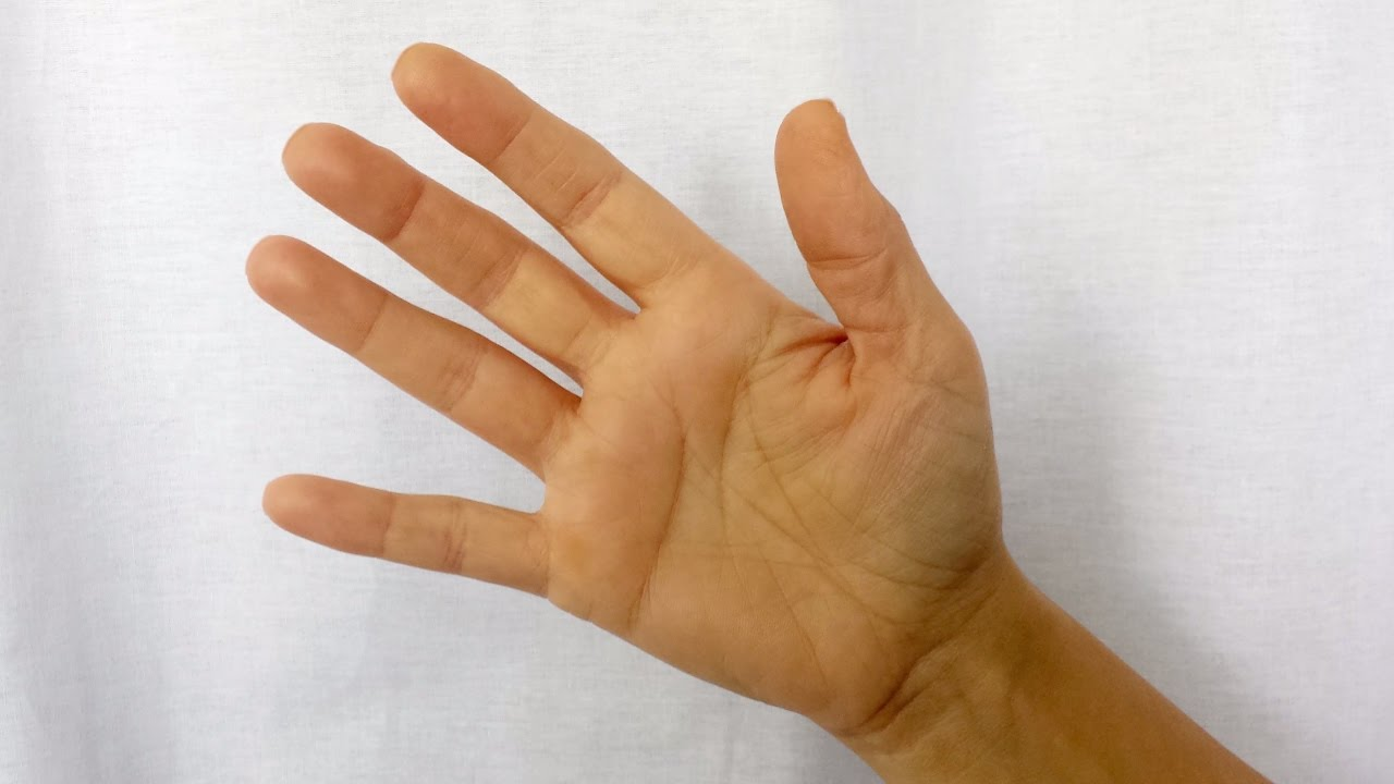 Degetul Mijlociu Articulația Durerii