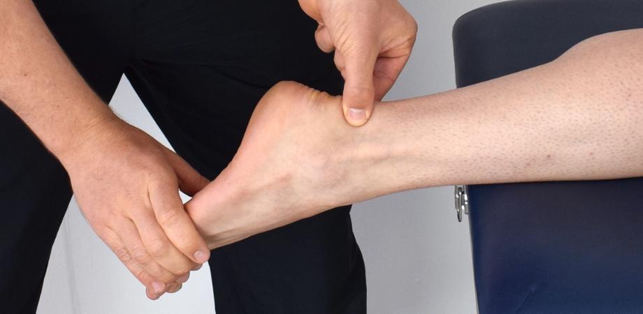 durere în cauza articulației gleznei și tratament unguent pentru articulațiile don