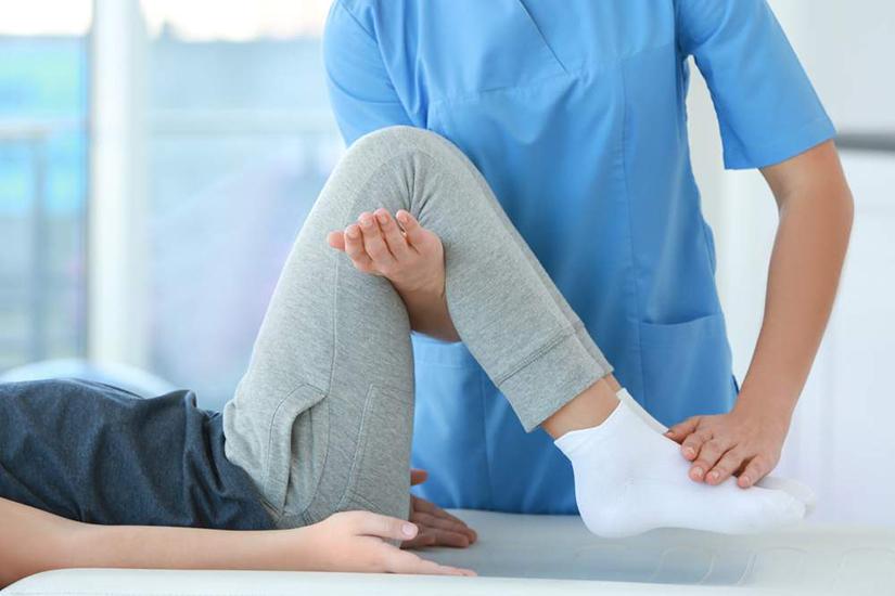 fractură de istoric medical la genunchi tratamentul bursitei și artrozei