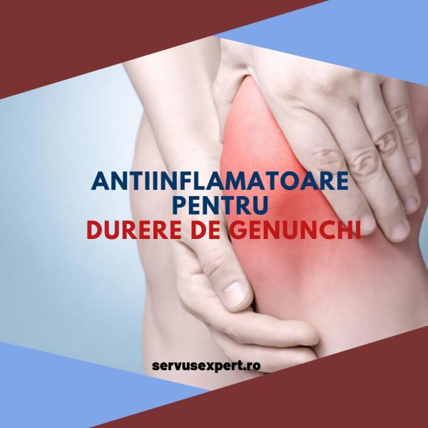 ibuprofen pentru dureri de genunchi