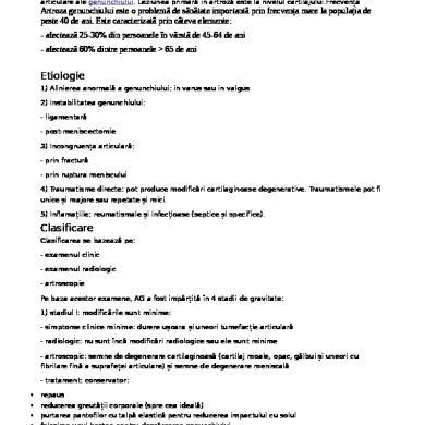 Osteoscleroza tratament