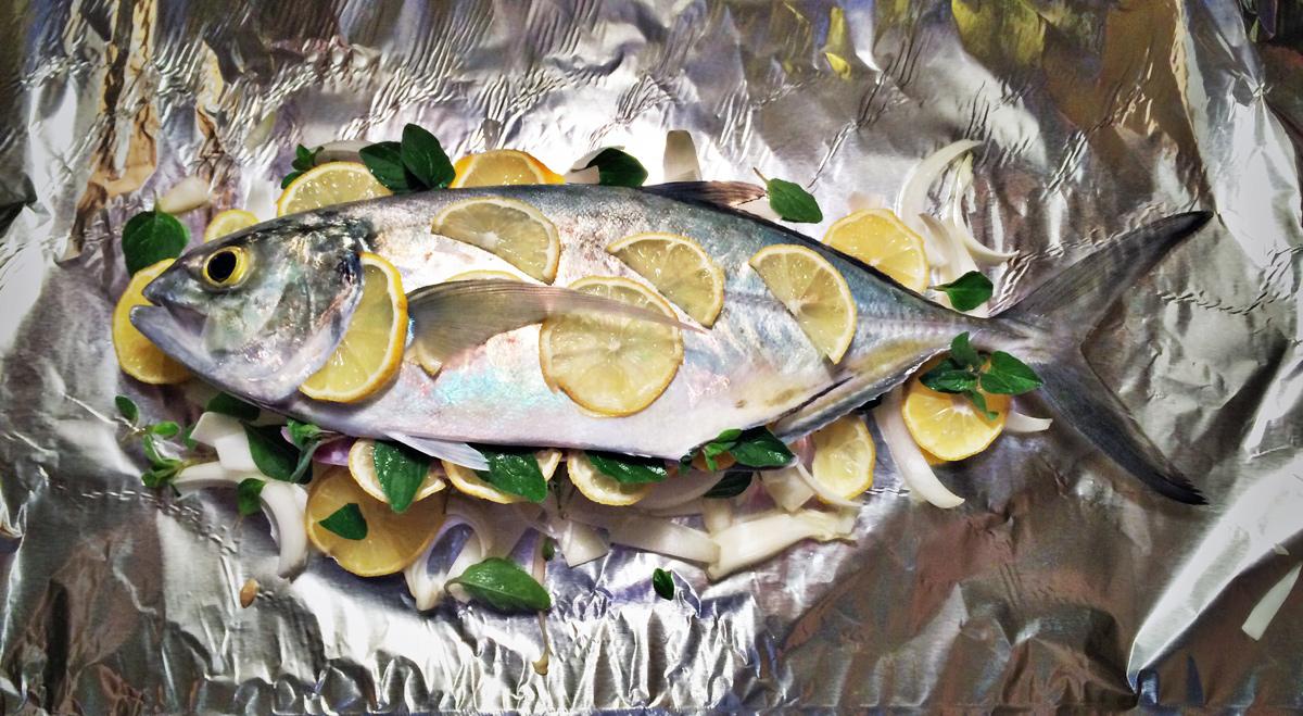 Preparare comună pe bază de pește - Meniu de navigare
