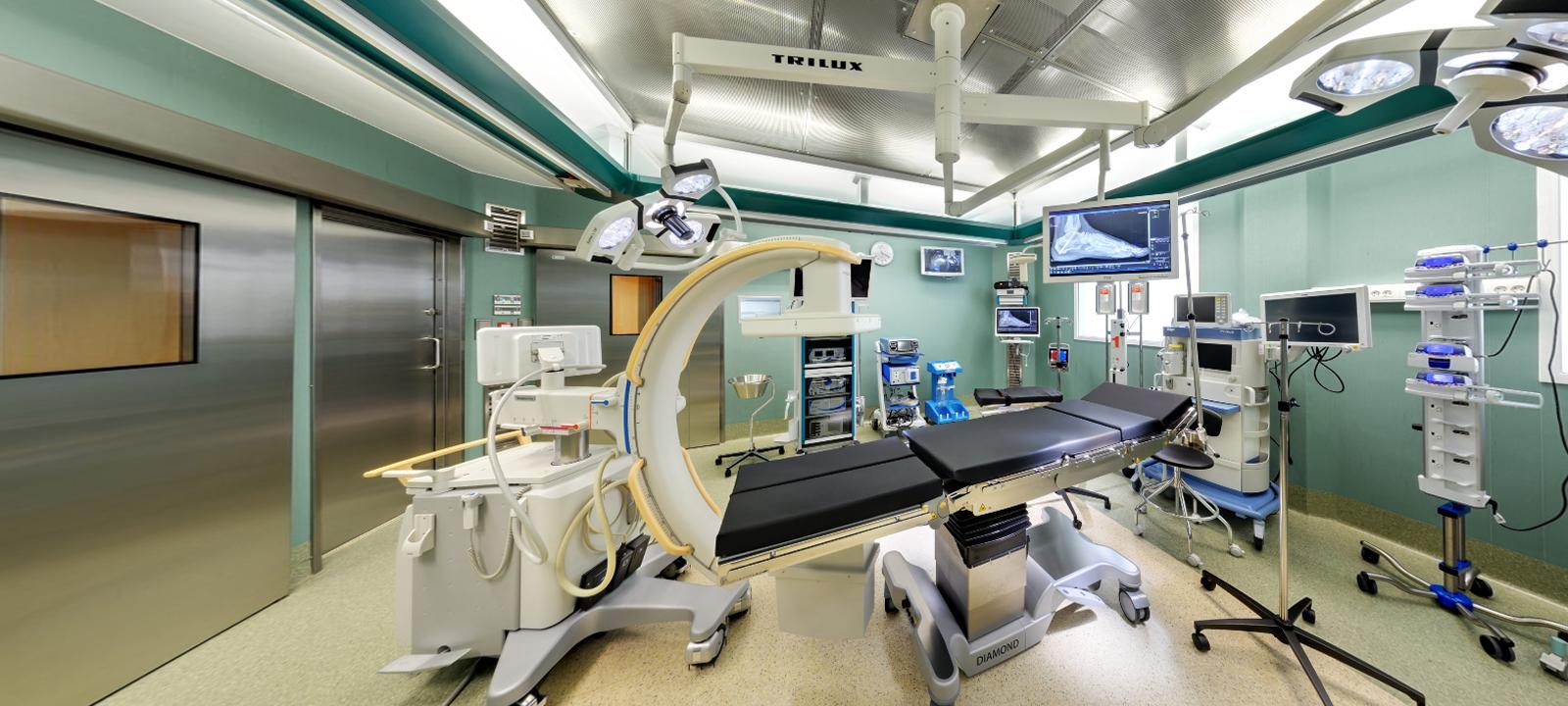 spitale pentru artroză