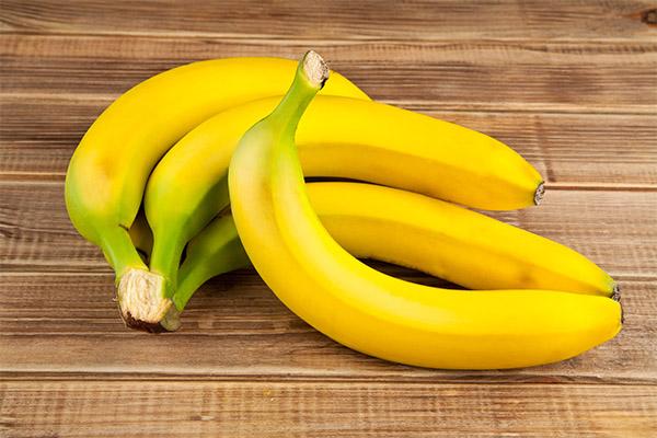 tratament comun cu banane noi medicamente pentru osteochondroza cervicală