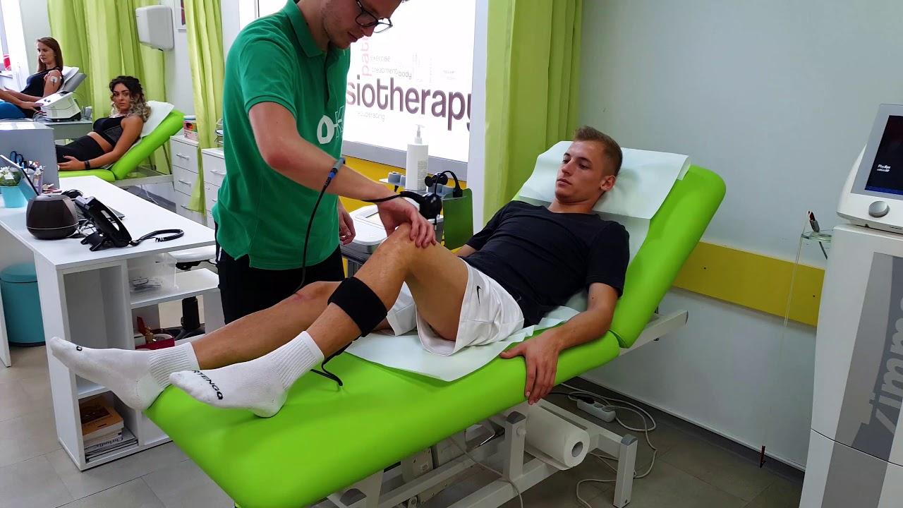 tratamentul conduce genunchiul