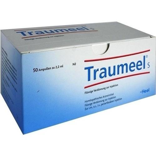 Traumeel S unguent, 50 g, Heel