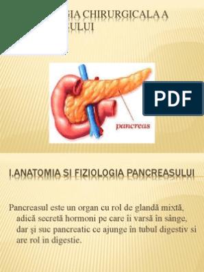 dureri articulare datorate pancreasului articulații dureroase pe piciorul stâng