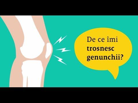 articulațiile genunchiului se îndoaie prost osteochondroza durere blocantă