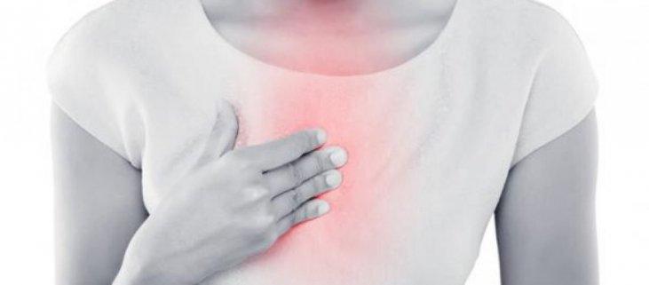 durere în piept și articulații