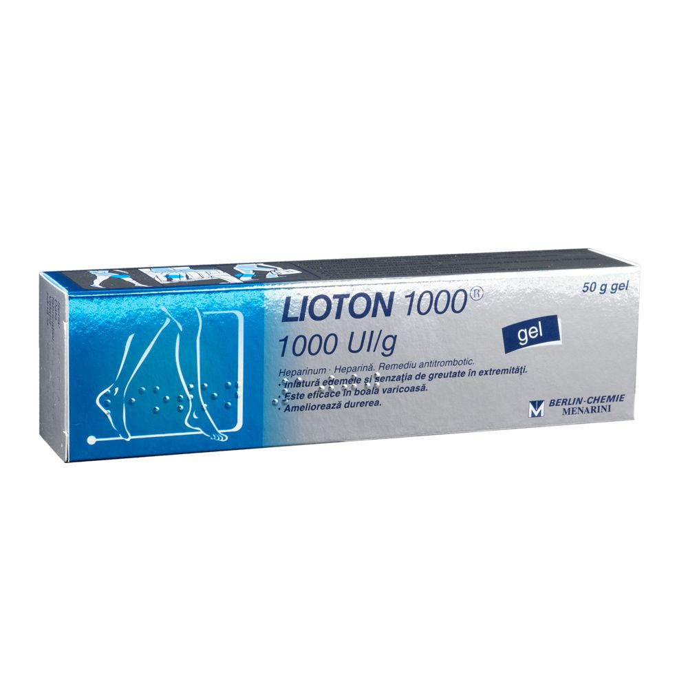 Lioton Gel 100g