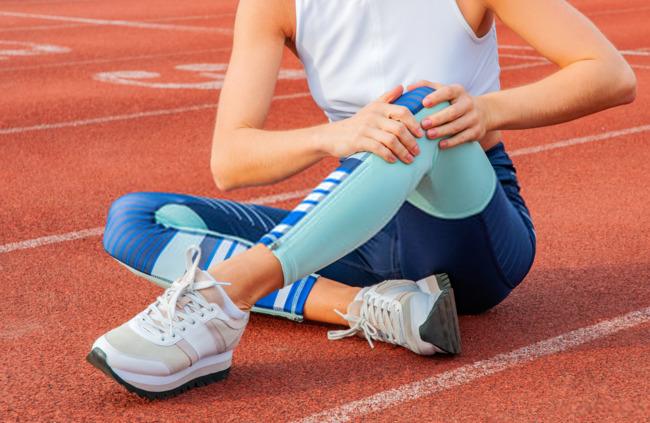 tratament de abraziune a genunchiului