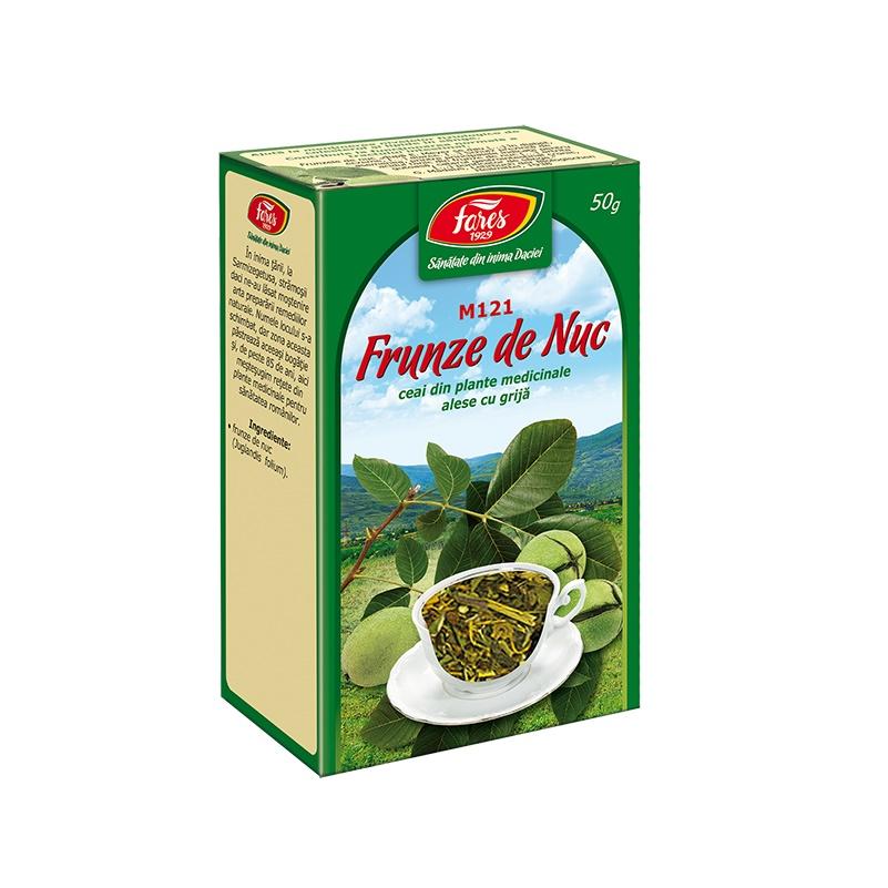 Tratamente naturiste cu frunze de nuc