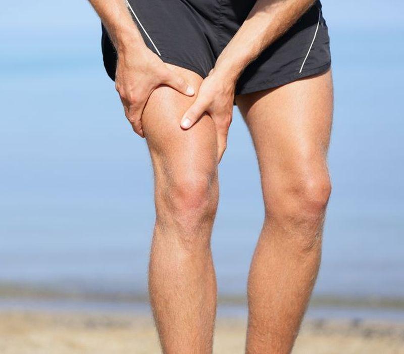 simptome ale leziunilor musculare ale genunchiului articulația doare după dyuralan