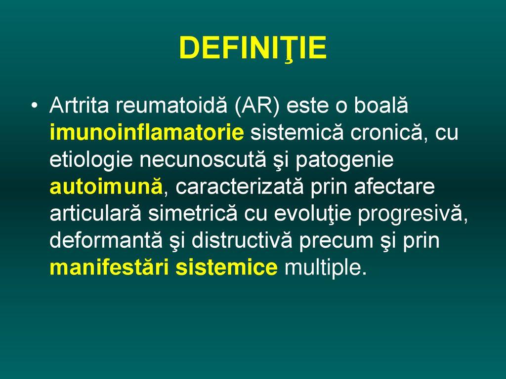 artrita deformantă articulară durere ascuțită în articulația genunchiului
