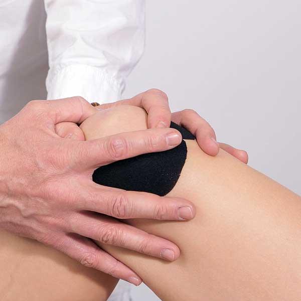 cauze ale durerii în articulația genunchiului la tineri