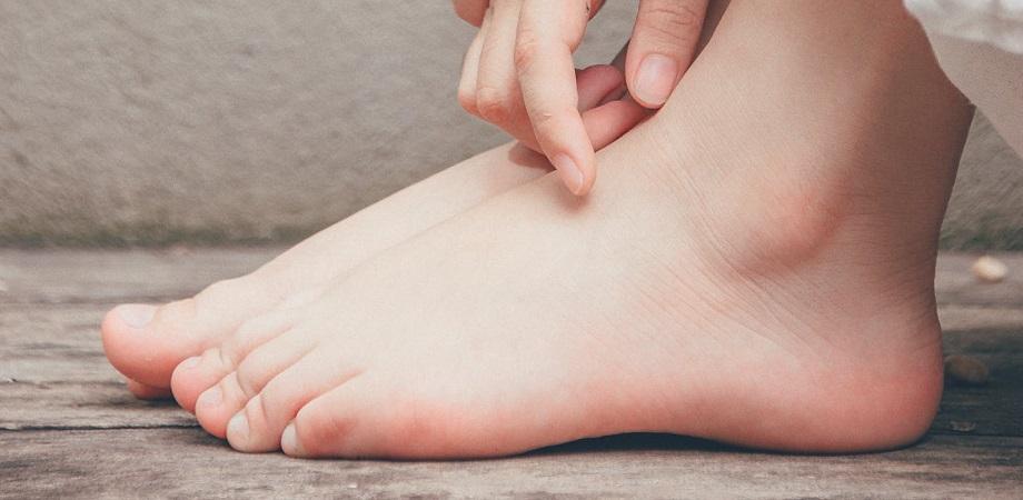 dureri la nivelul gleznei și la călcâie