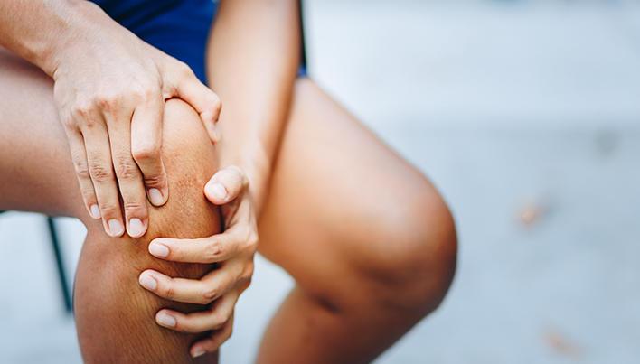 Genunchi Durere Atunci Când Piciorul Îndoit