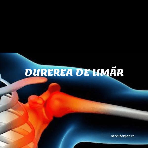 Medicamente pentru durerea de umăr