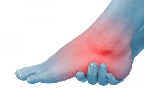 tratamentul osteocondrozei gleznei