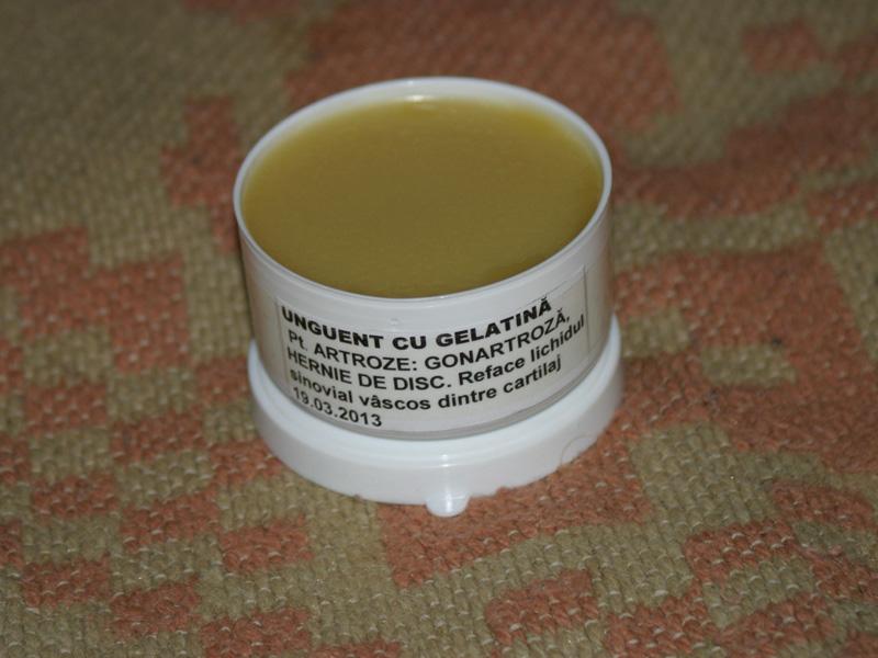 unguent lichid articular